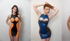 New dress: Tentation