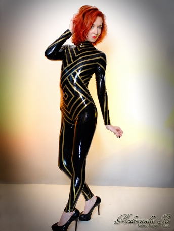 Opium catsuit size XS