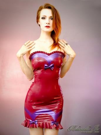 Betty dress size XS