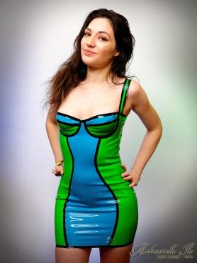 Basic dress size S