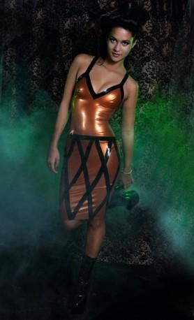Arlequine skirt