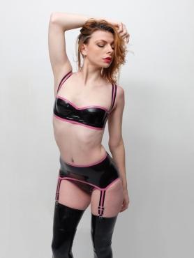Basic garter belt