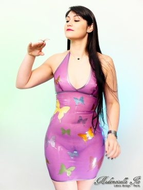 PinUp Butterfly dress size L