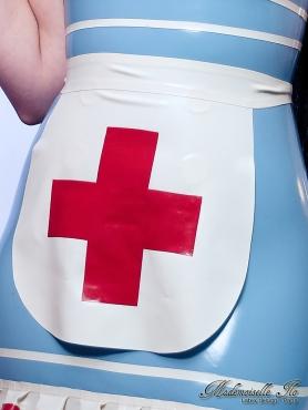 Tablier infirmière