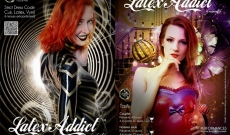 Latex Addict #4, on Saturday february the 3th